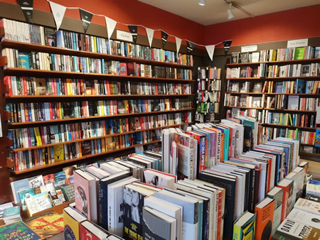 The joy of a local bookshop
